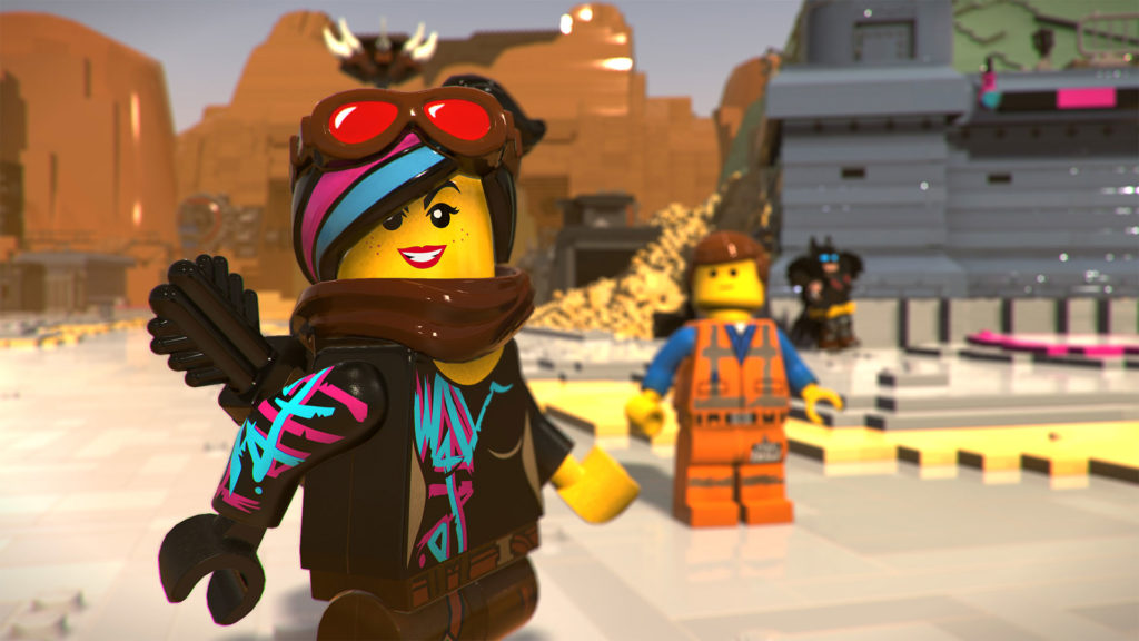 Test La Grande Aventure LEGO 2 Le Jeu Vidéo, tout bien construit_apocalypse ville