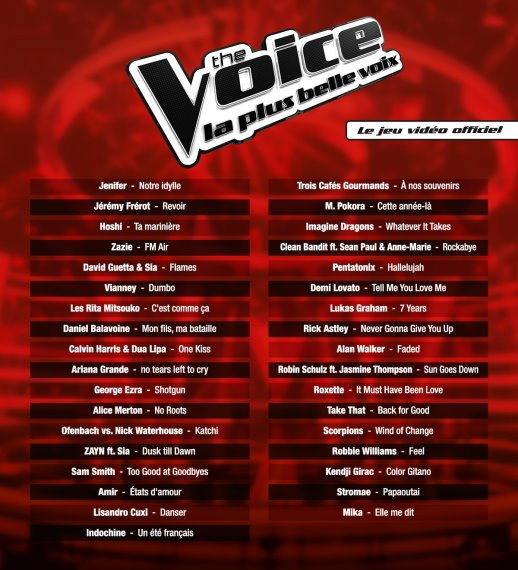 Test The Voice, La plus belle voix, trop de dissonances ?