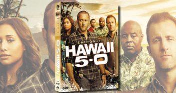 Concours Hawai 5-0, 2 coffrets 6 DVD à gagner !