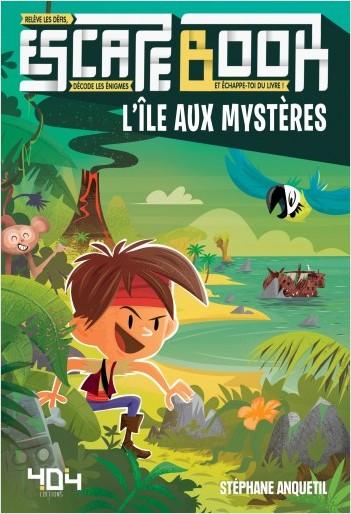 Critique Escape Book, L'île aux Mystères