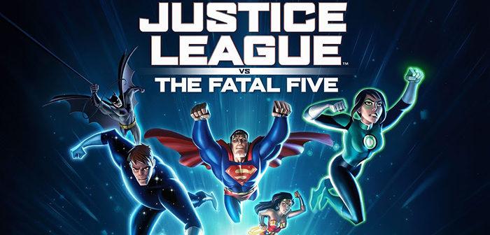 Critique Justice League vs the Fatal Five : a brightest day !