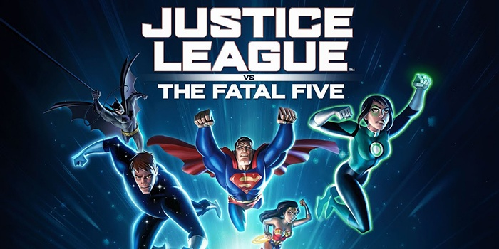Critique Justice League vs the Fatal Five : a brightest day !