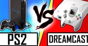 Duel de consoles PS2 vs Dreamcast
