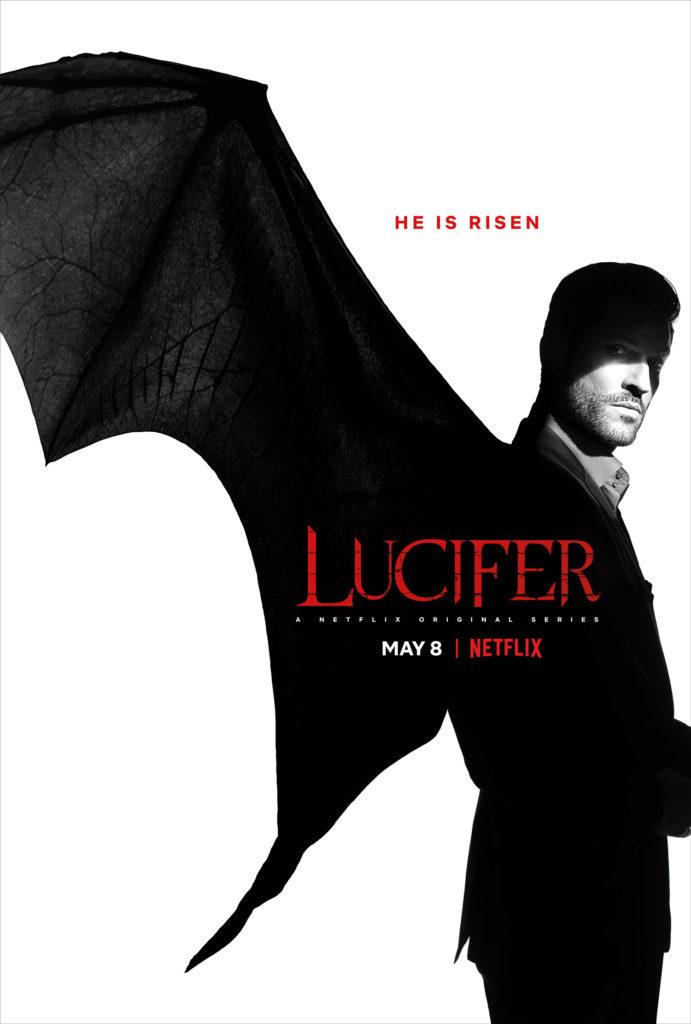 Lucifer : une date et un teaser sexy pour la saison 4 !