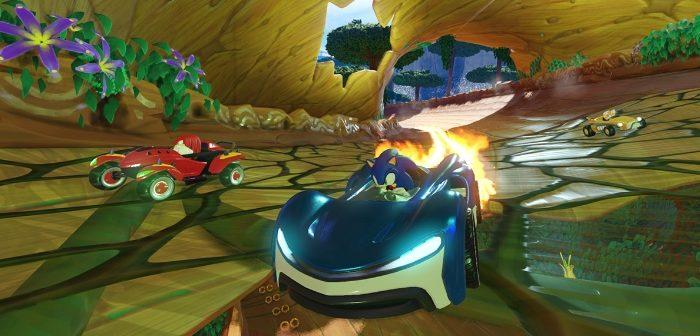 Preview - Team Sonic Racing Sega refait chauffer le moteur