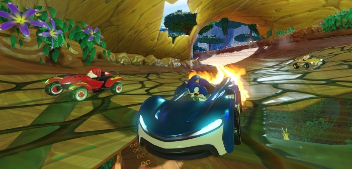 Preview - Team Sonic Racing Sega refait chauffer le moteur