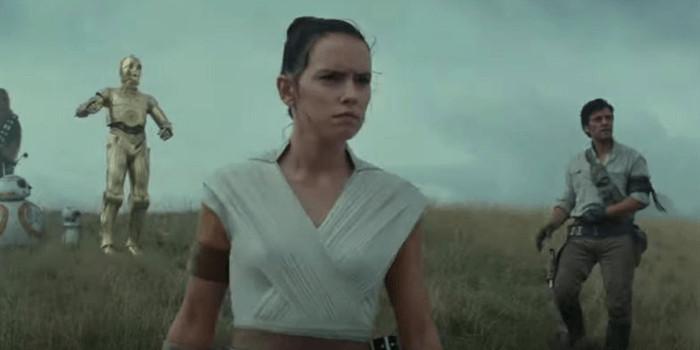 Star Wars - The Rise of Skywalker: la bande-annonce est enfin là!