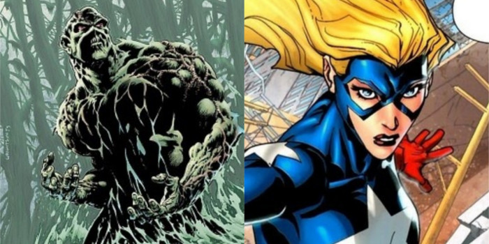 Swamp Thing, Stargirl… DC Universe donne des infos