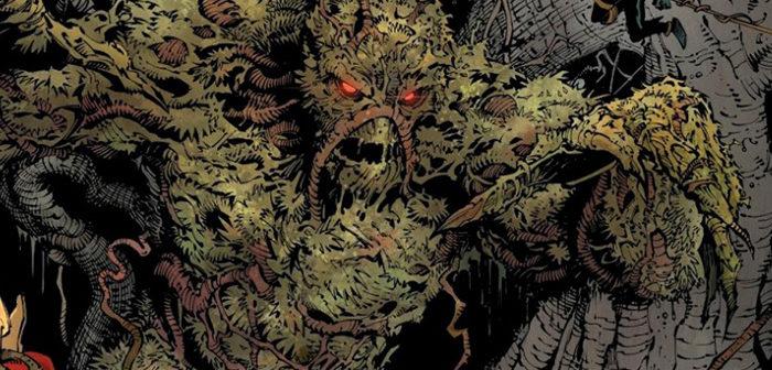 Swamp Thing : un teaser qui sent bon le marais