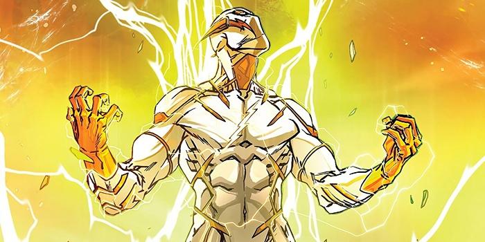 The Flash face à Godspeed dans la suite de saison 5