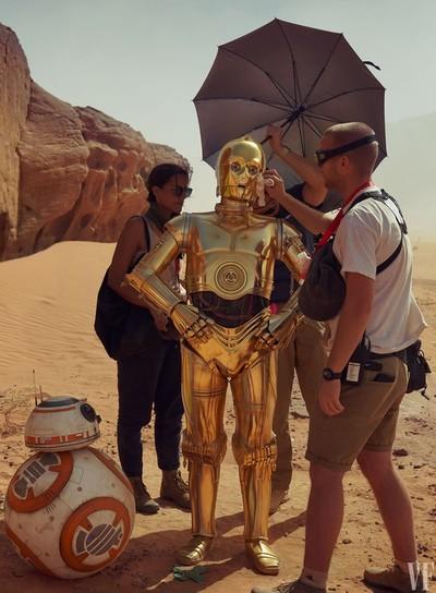 Rise of the Skywalker se dévoile sur de superbes images