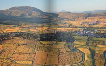 Critique Livre - L'Alsace vue du ciel un voyage planant3