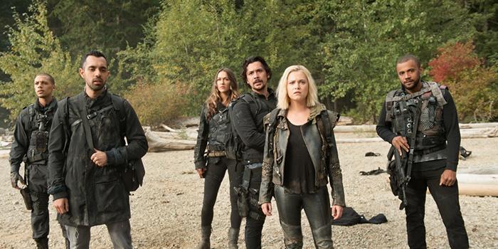 Critique The 100 saison 6 épisode 1 : back to basics…