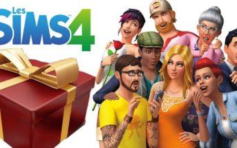 Les Sims 4 gratuit jusqu'au 28 !