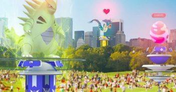 Pokémon Go, les nouveautés de la semaine !