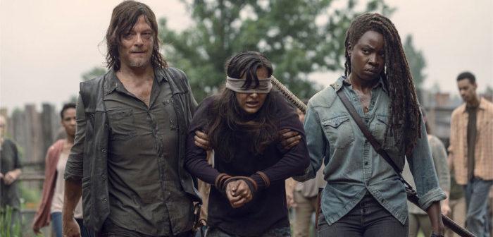 The Walking Dead commence le tournage de la saison 10