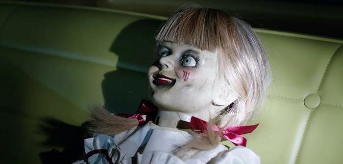 Annabelle La Maison du Mal se montre en bande-annonce