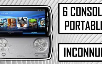6 consoles de jeux méconnues et révolutionnaires