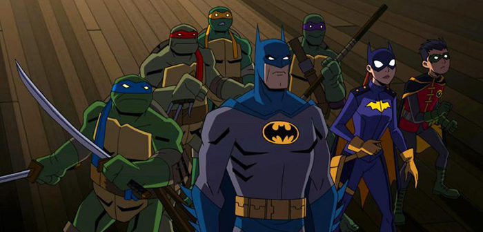 Critique Batman vs Tortues Ninja : calzone peu mémorable…