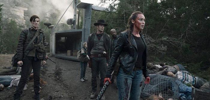 Critique Fear The Walking Dead saison 5 épisode 1 : la vraie survie