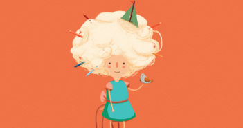 Critique livre - Frida Nidoiseau quand la confiance en soi ne tient qu'à un cheveu1