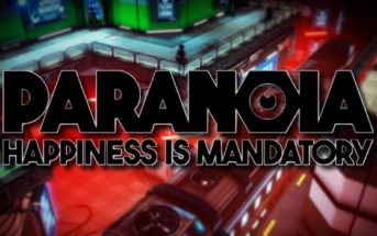 Hand off Paranoïa Happiness is Mandatory, big IA is watching you