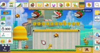 Super Mario Maker 2 récap' des nouveautés majeures