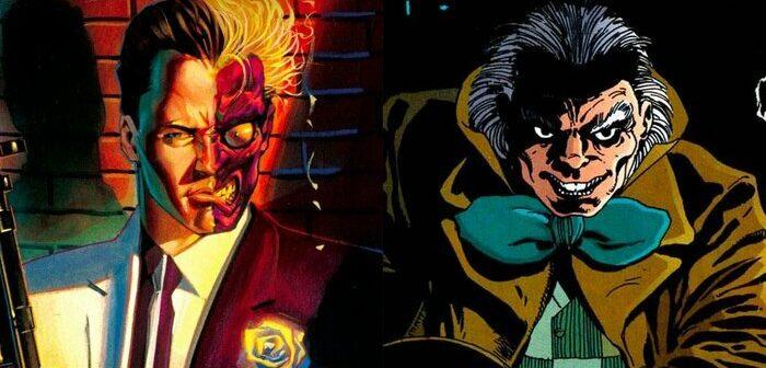 The Batman affronterait Double Face, le Chapelier Fou, le Riddler et Firefly