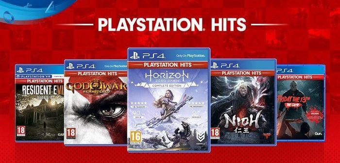 Une trentaine de jeux désormais disponibles en PlayStation Hits !