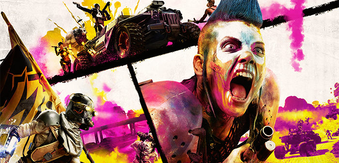 Test Rage 2 : Walker (Texas) Ranger façon Mad Max