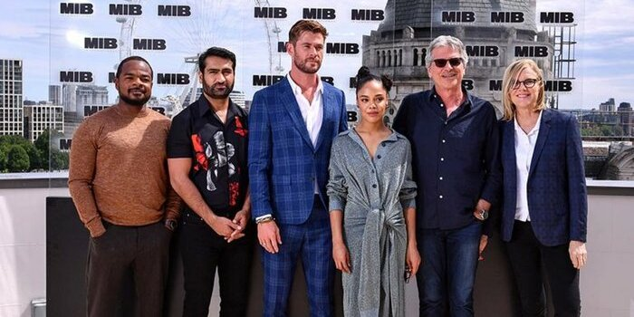 Men in Black International et son tournage chaotique