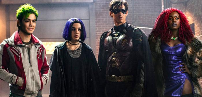 Titans saison 2 : la Young Justice se précise
