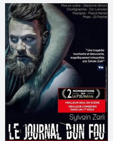 Avignon 2019 – Le journal d'un fou1