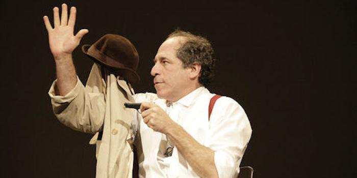 Avignon 2019 – Peter Shub dans Vestiaire non surveillé : surtout ne laissez rien traîner !