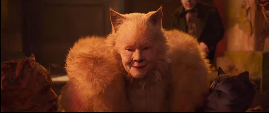 [Comic Con 2019] Cats : Un trailer qui fait peur