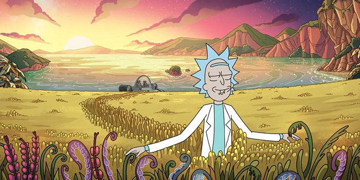 [Comic-Con 2019] Rick and Morty teasent leur saison 4
