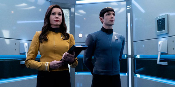 [Comic-Con 2019] Star Trek Discovery saison 3 et Lower Decks s'exposent
