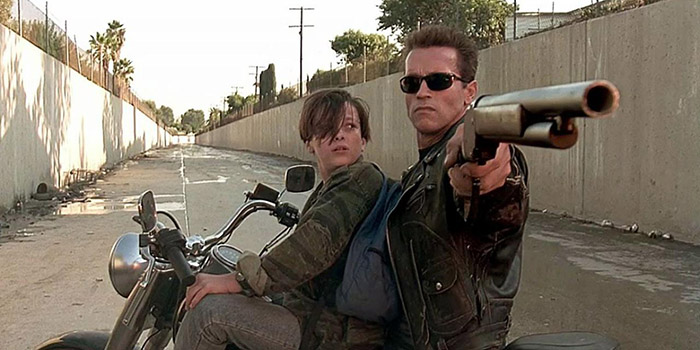 [Comic-Con 2019] Terminator Dark Fate : John Connor is back