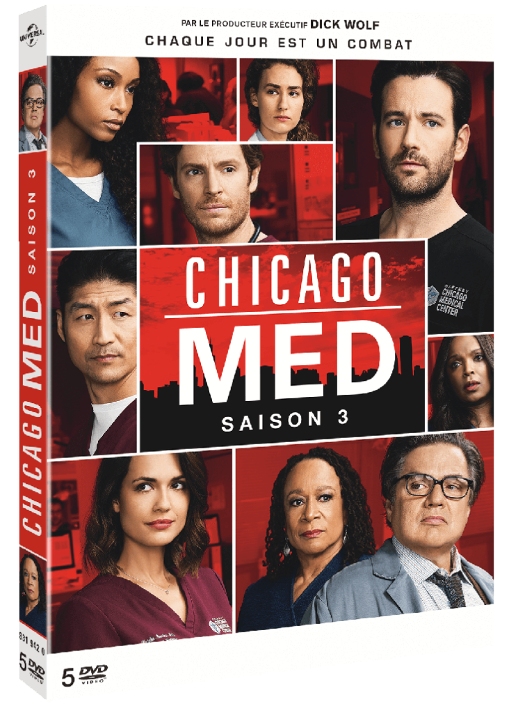 Concours Chicago Med Saison 3 2 coffrets 5 DVD à gagner_CHICAGOMED_S3_DVD
