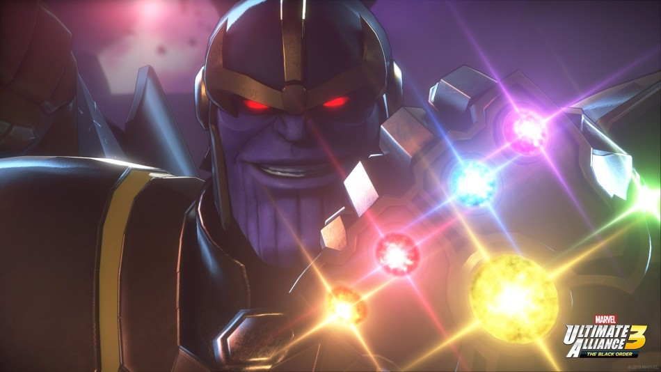Test Marvel Ultimate Alliance 3: The Black Order