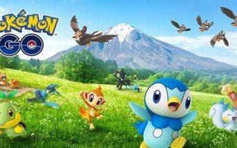 Pokémon GO un nouveau shiny désormais disponible !