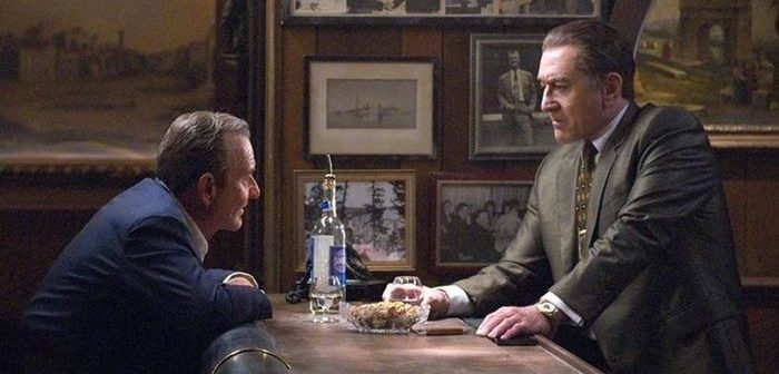 The Irishman : Nouvelle jeunesse pour Pesci, De Niro et Pacino dans le trailer