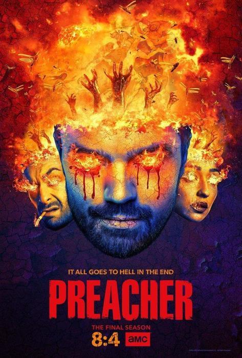 Preacher : la dernière saison tease ses pixels