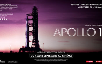 Critique - Apollo 11, un documentaire immersif grandiose