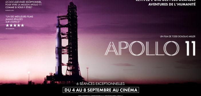 Critique - Apollo 11, un documentaire immersif grandiose