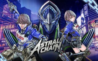 Astral Chain un teaser survolté !