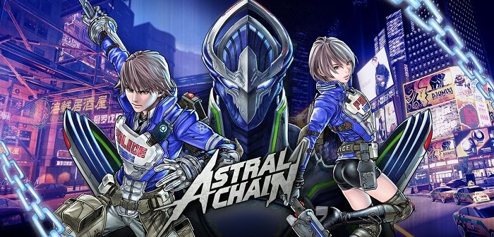 Astral Chain un teaser survolté !