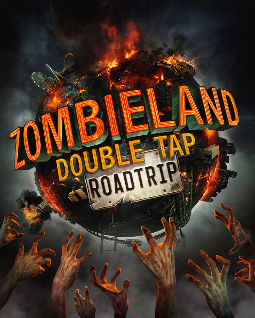 Bienvenue à Zombieland Double Tap Roadtrip