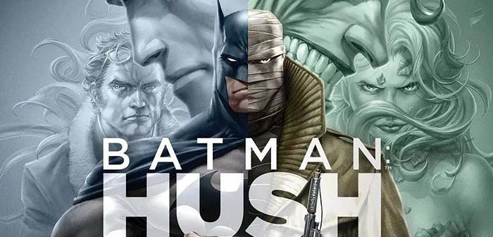 Critique Batman Hush : adaptation minimaliste