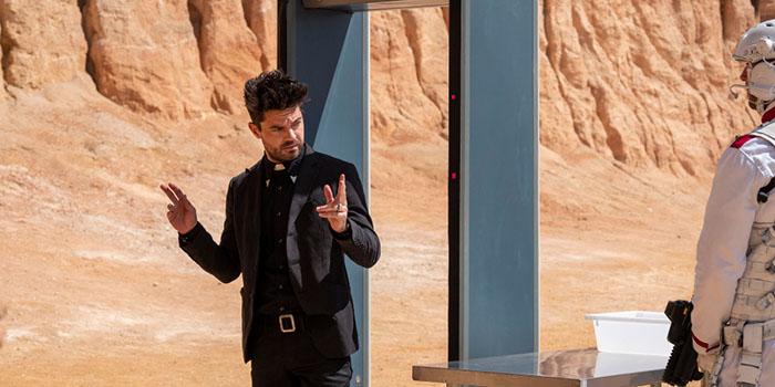 Critique Preacher saison 4 épisodes 1 & 2 : élancée onirique